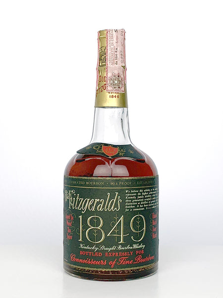 Old Fitzgerald's 1849 10 Year Old