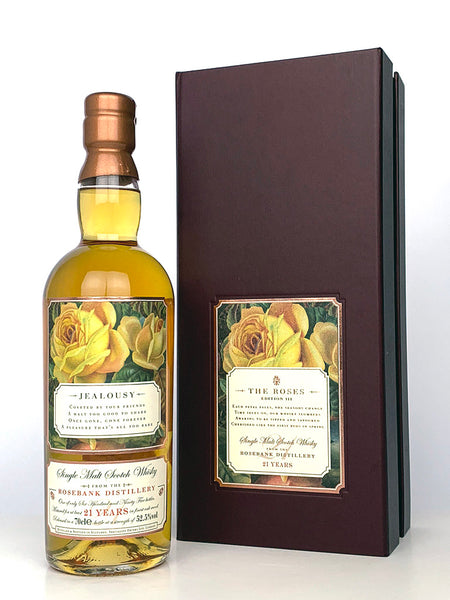 Rosebank 21 Year Old The Roses Edition III 'Jealousy'