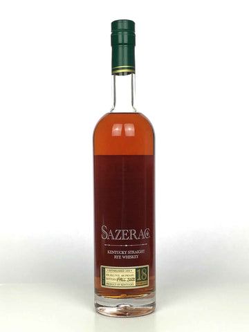 Sazerac 18 Year Old (2012 Release)