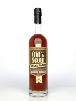 Smooth Ambler Old Scout 12 Year Old Single Barrel Bourbon