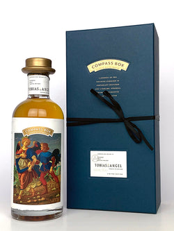 Tobias & The Angel Compass Box