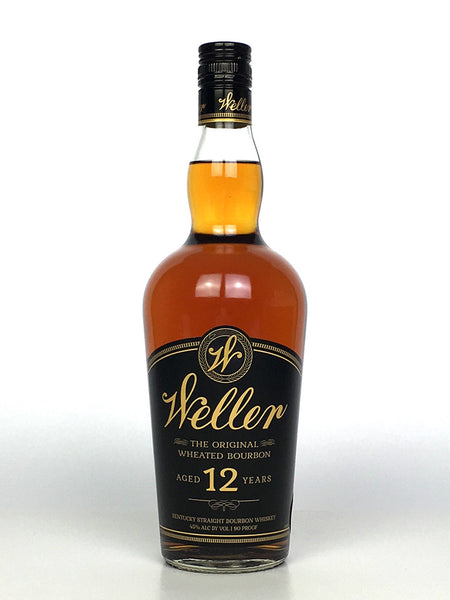 WL Weller 12 Year Old
