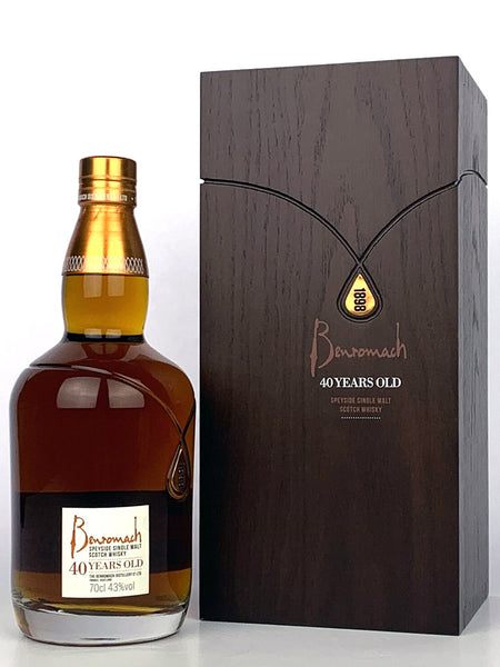 Benromach 40 Year Old