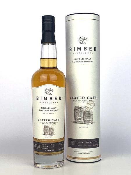 Bimber Peated Cask Batch #1