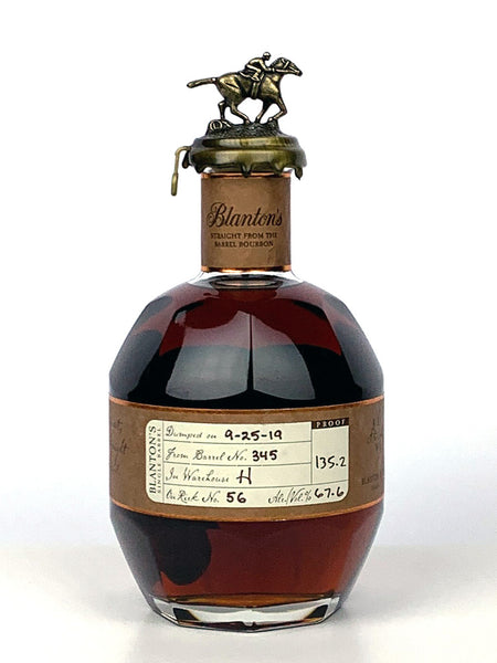 Blanton's Straight From The Barrel 67.6%