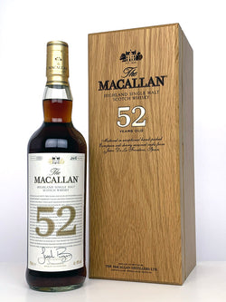 Macallan 52 Year Old (2018 Release)
