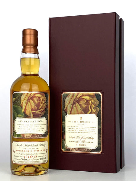 Rosebank 21 Year Old The Roses Edition V 'Fascination'