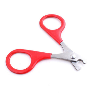 Just Pay Shipping! - Pet Product Red Small Dogs With Pet Nail Scissors
