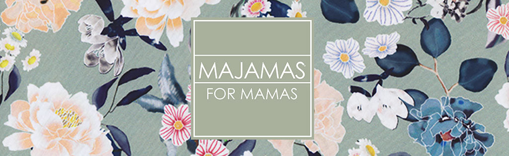 MAJAMAS EARTH MATERNITY Header Banner