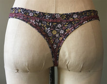 The Comfort Thong Panty