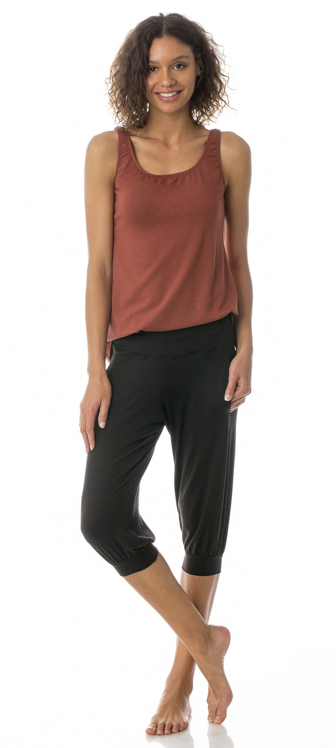 The Restorative Crop Jogger Pant