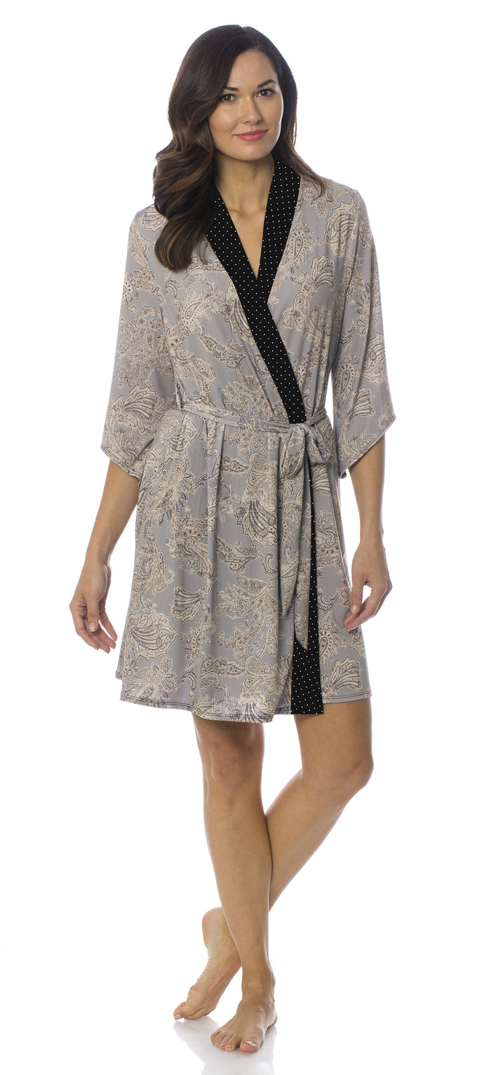 The Champagne Robe
