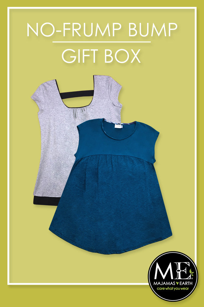 GIFT BOX // MATERNITY - No-Frump Bump