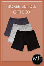 GIFT BOX // MEN - Boxer Bundle