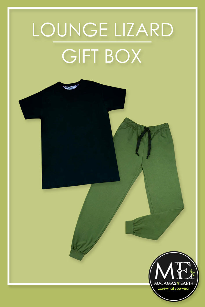 GIFT BOX // Lounge Lizard