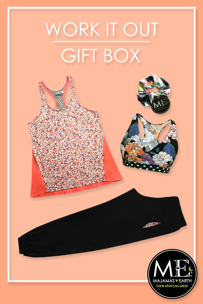 GIFT BOX // Work It Out