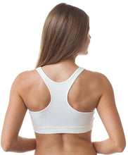 The Organic Padded Sporty Bra