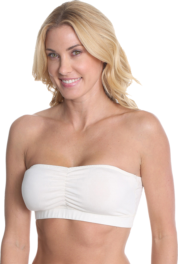The Organic Padded Cabrio Bra