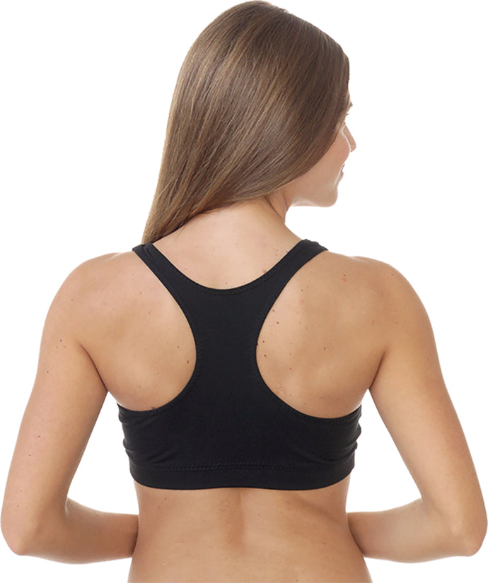 The Organic Padded Active Bra
