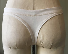 The Organic Comfort Thong Panty
