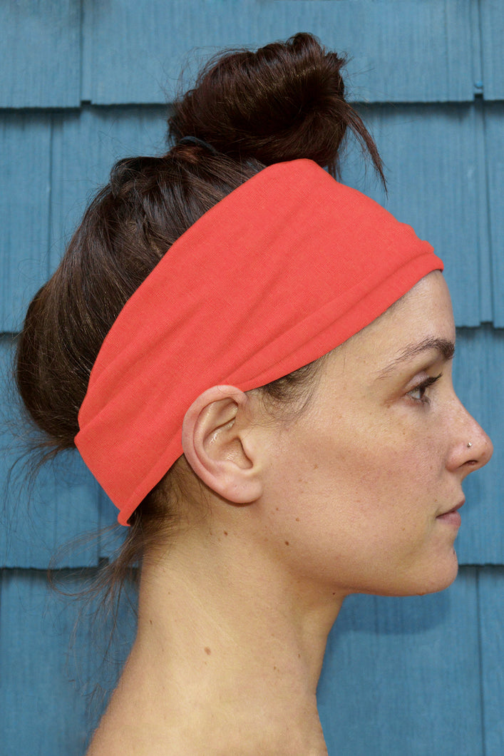 The Reclaimed Headband / Face