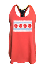 The NEW Forte Tank - Chicago Flag Graphic