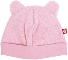 Zutano Cozie Fleece Baby Bear Hat
