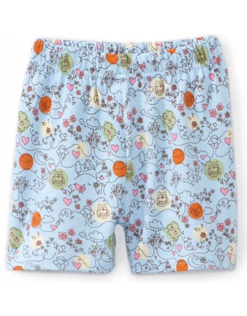 Zutano Windy Day Organic Shorts