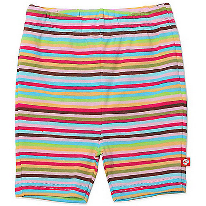 Zutano Super Stripe Short