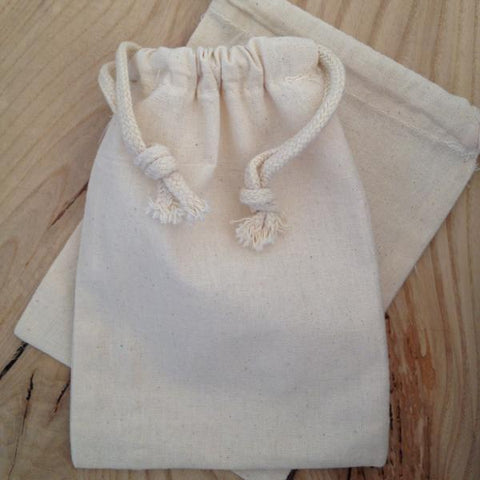 Muslin Bag : Set of 4