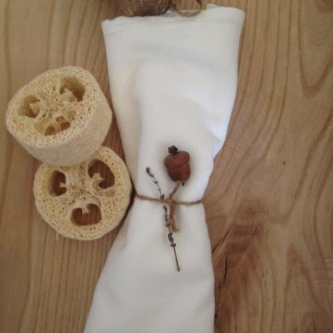 Small Flour Sack Towels : Set of 6