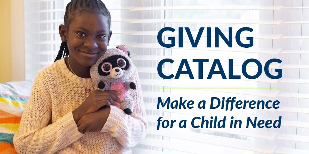 Giving Catalog - Make a difference for a child in need