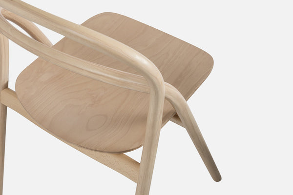 Udon Chair Closeup