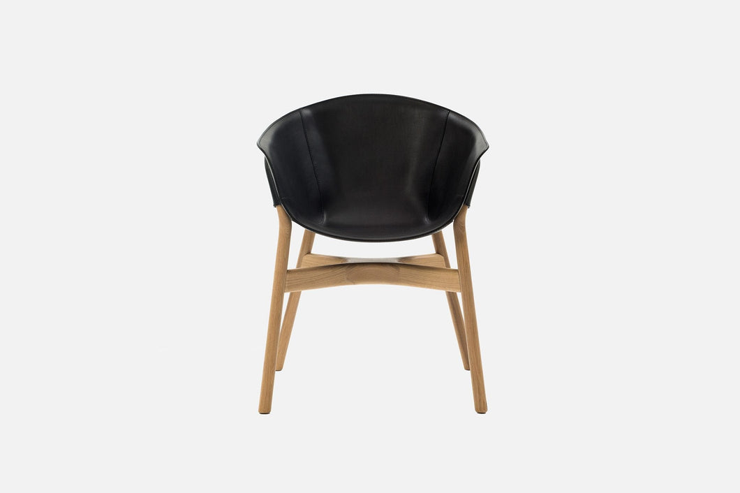 Pocket Armchair Black