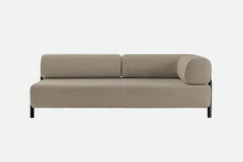 Load image into Gallery viewer, Palo 2-Seater Chaise Beige