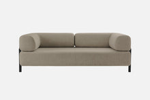 Load image into Gallery viewer, Palo 2-Seater Sofa Beige