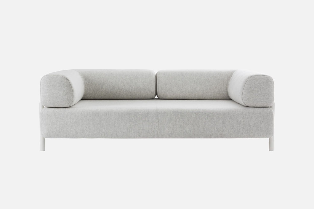 Palo 2-Seater Sofa White