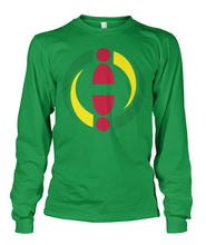 Color CHI Logo Unisex Long Sleeve Shirt