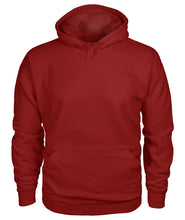 Carl Harvey Instruments Hoodie Back Logo