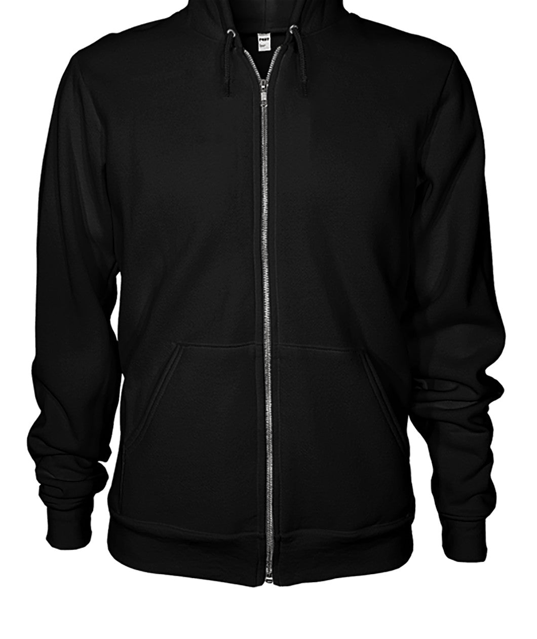 CHI Zip Hoodie with Back Logo
