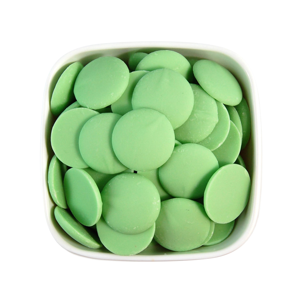 Light Green Candy Melts