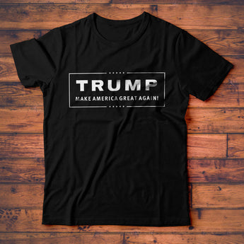 Donald Trump T-Shirt, Make American Great Again, MAGA Support Tee Shirt