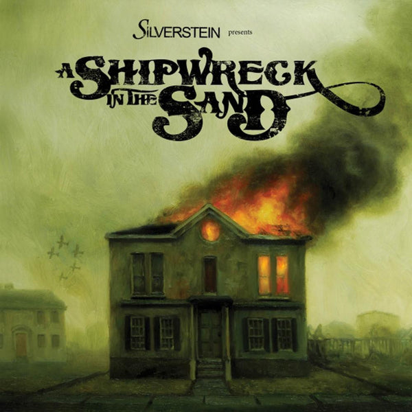 Silverstein ‎– A Shipwreck In The Sand
