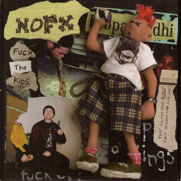 NOFX - Fuck The Kids 7""