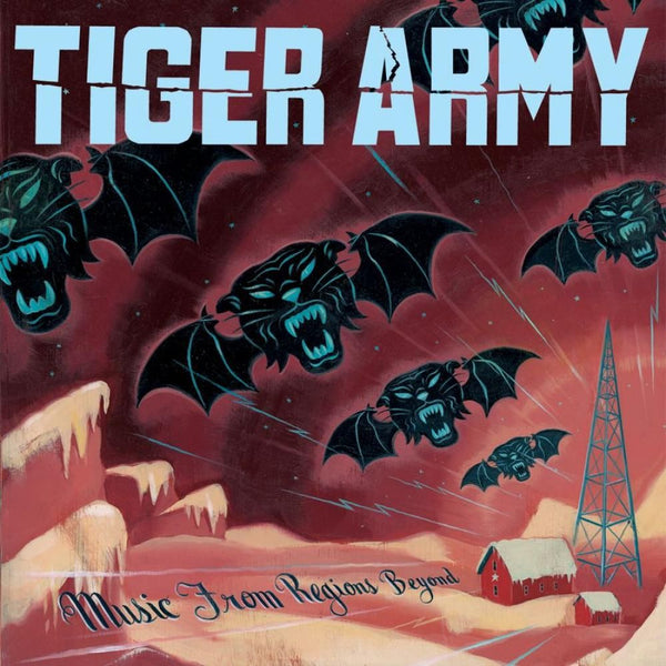 Tiger Army ‎– Music From Regions Beyond