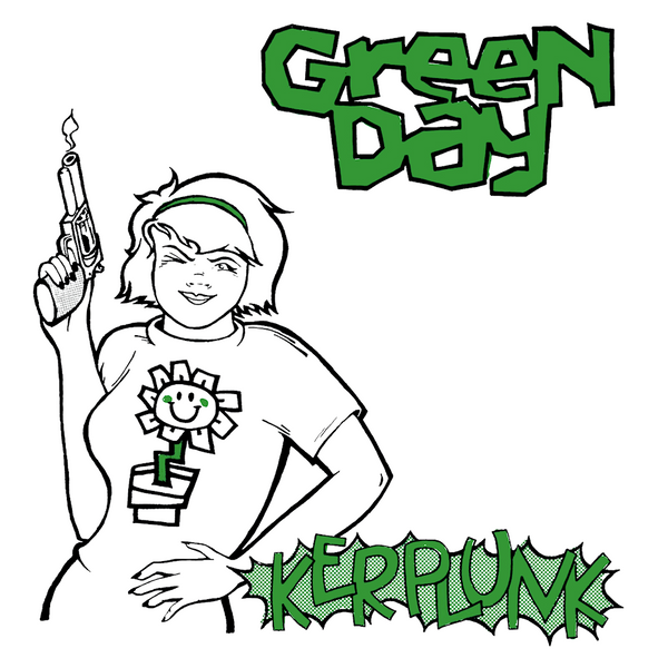 Green Day - Kerplunk! + 7""