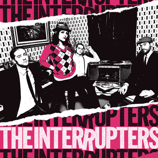 The Interrupters ‎– S/T