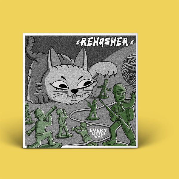 Rehasher - Eat The One Percent/Every Little War