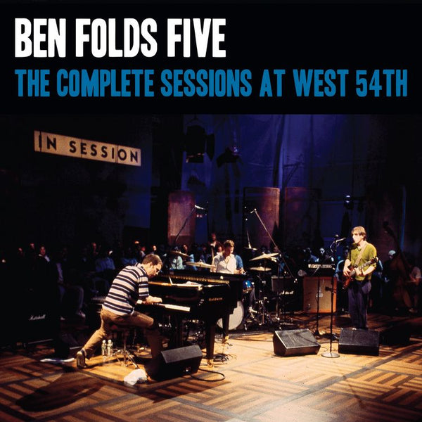 Ben Folds Five - The Complete Sessions at West 54th (Limited Blue Vinyl Edition)