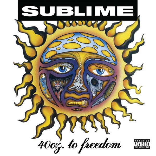 Sublime ‎– 40 Oz. To Freedom